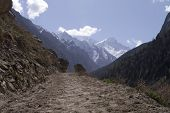 Valley of Bhagirathi