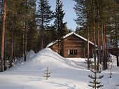 Romantic Wintersport Chalet