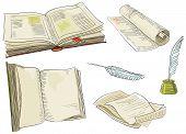 Retro books