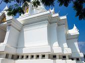 White Buddhist Temple