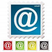 E-mail stempel