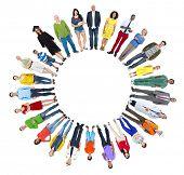 Diversity Ethnicity Multi-Ethnic Variation Togetherness Unity Concept