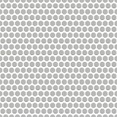 stock photo of octagon  - Geometric fine abstract vector pattern with grey octagons - JPG