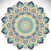 picture of bohemian  - Mandalas collection - JPG
