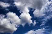 Magnificent Clouds For Backgrounds And Textures