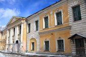 stock photo of olden days  - The Royal palace in Tver - JPG