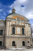 image of olden days  - Traveling Palace of the Empress Catherine in Tver Russia - JPG