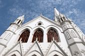 stock photo of santhome  - San Thome Basilica Cathedral  - JPG