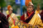 Tibetischen Lama