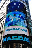 NASDAQ Headquarters in Times Square