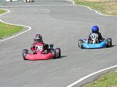 Two Cadet Karts