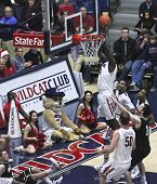 A Rebound By Arizona Wildcat Angelo Chol
