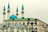 foto of sherif  - Historical buildings and Mosque Kul - JPG