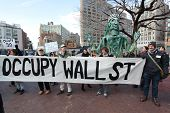 Occupy Wall Street v. 2.0 Marches