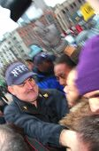 NYPD Inspector Goes All Out