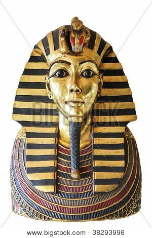 Tutankhamen stock photos royalty free tutankhamen images for King tut mask template