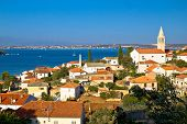 stock photo of kali  - Dalmatian Town of Kali Island of Ugljan Croatia - JPG
