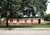 Building In Rivas Nicaragua