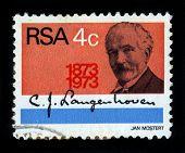 Langenhoven, Jacob Cornelius 1873-1932