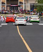Toyota One Make Race 2012