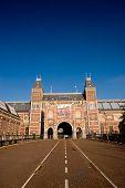 Rijksmuseum, In Amsterdam - Netherlands