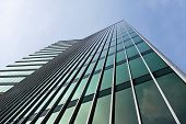 Green Glass Office Tower