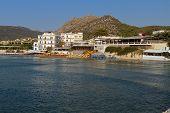 Постер, плакат: Остров Эгину в Греции