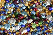 Antique Rhinestones