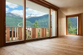 foto of chalet interior  - new apartment - JPG