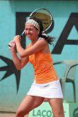 Margalita Chakhnashvili At Roland Garros