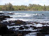 Black Rock Beach Waves