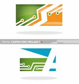 Vector Project Computer