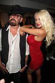 LOS ANGELES - JUL 12:  Dave Stewart, Courtney Stodden at the Dave Stewart: Jumpin' Jack Flash & The