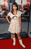 Camille Mana at the Los Angeles Premiere of