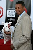 Terrence Howard at the Los Angeles Film Festival 2007 Spirit Of Independence Awards. Billy Wilder Theatre, Westwood, CA. 06-28-07