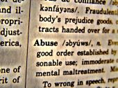 Dictionary Abuse