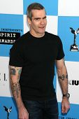 Henry Rollins at the 2007 Film Independent's Spirit Awards. Santa Monica Pier, Santa Monica, CA. 02-