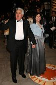 Jay Leno and wife Mavis at the 2007 Vanity Fair Oscar Party. Mortons, West Hollywood, CA. 02-25-07