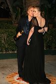 Melissa Etheridge and Tammy Lynn Michaels at the 2007 Vanity Fair Oscar Party. Mortons, West Hollywood, CA. 02-25-07