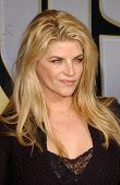 Kirstie Alley at the world premiere of