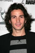 Santiago Cabrera at the NAACP Hollywood bureau's 3rd Annual Symposium