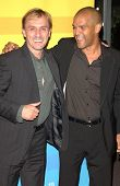 Robert Knepper and Amaury Nolasco at The 24th Annual William S. Paley Television Festival - An Eveni