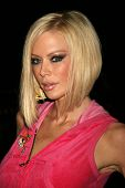 Jenna Jameson at day two of the 2007 Mercedes-Benz Fashion Week Fall Collection. Smashbox Studios, Culver City, CA. 03-19-07