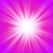 stock photo of laser beam  - Pink and purple abstract magic light background - JPG