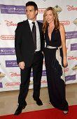 Jonathan Roberts and Heather Mills at Starlight Starbright Children's Foundation's