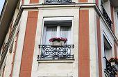 facades of Paris