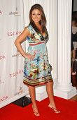 Nadia Bjorlin at an Escada 2007 Fall Winter Sneak Preview to Benefit Step Up Women's Network. Beverl