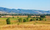 Rural Suburb On The Edge Of The Prairie