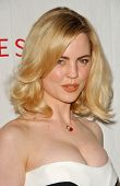 Melissa George at an Escada 2007 Fall Winter Sneak Preview to Benefit Step Up Women's Network. Bever