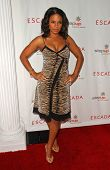 Sanaa Lathan at an Escada 2007 Fall Winter Sneak Preview to Benefit Step Up Women's Network. Beverly